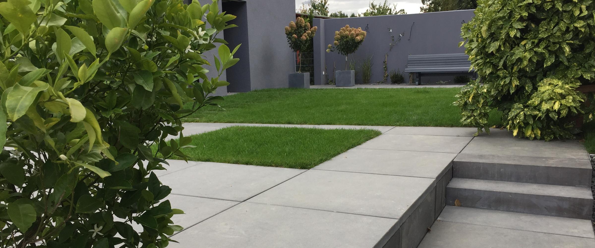 Setzen Sie durch Rasenflächen auf Ihrer Terrasse ganz besondere Akzente